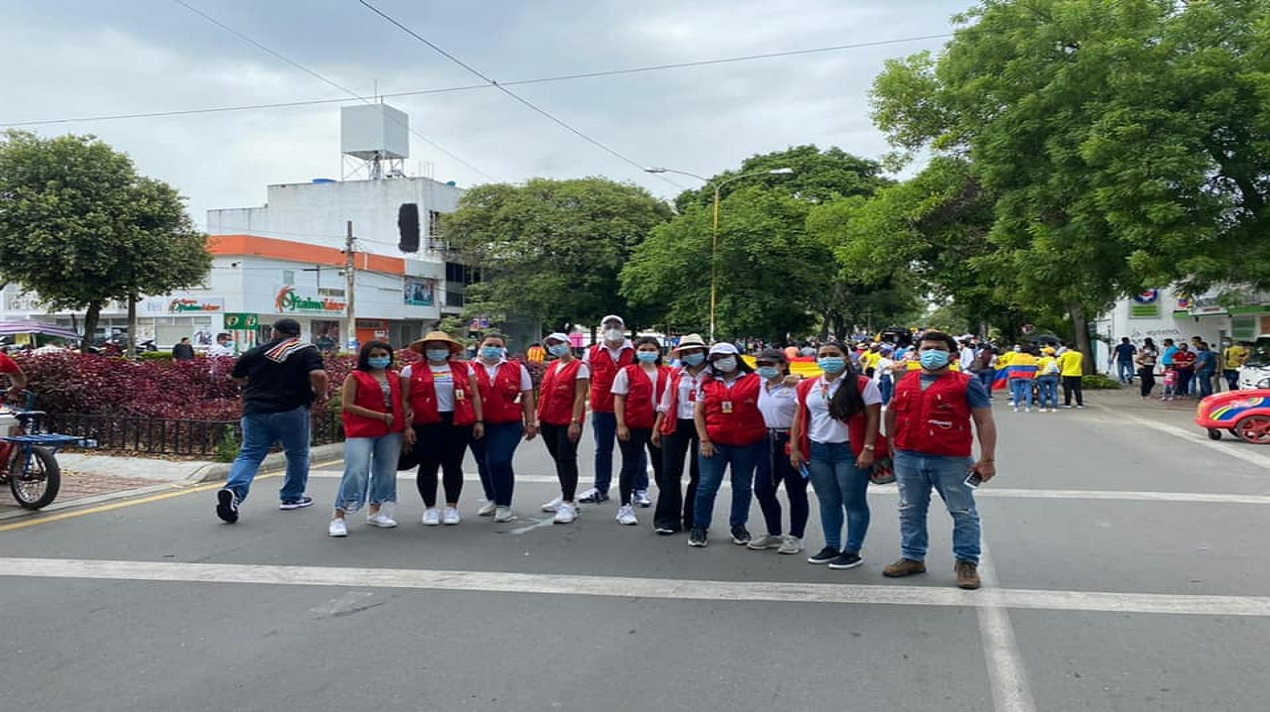 BALANCE POSITIVO DE LA PROTESTA SOCIAL EN NEIVA
