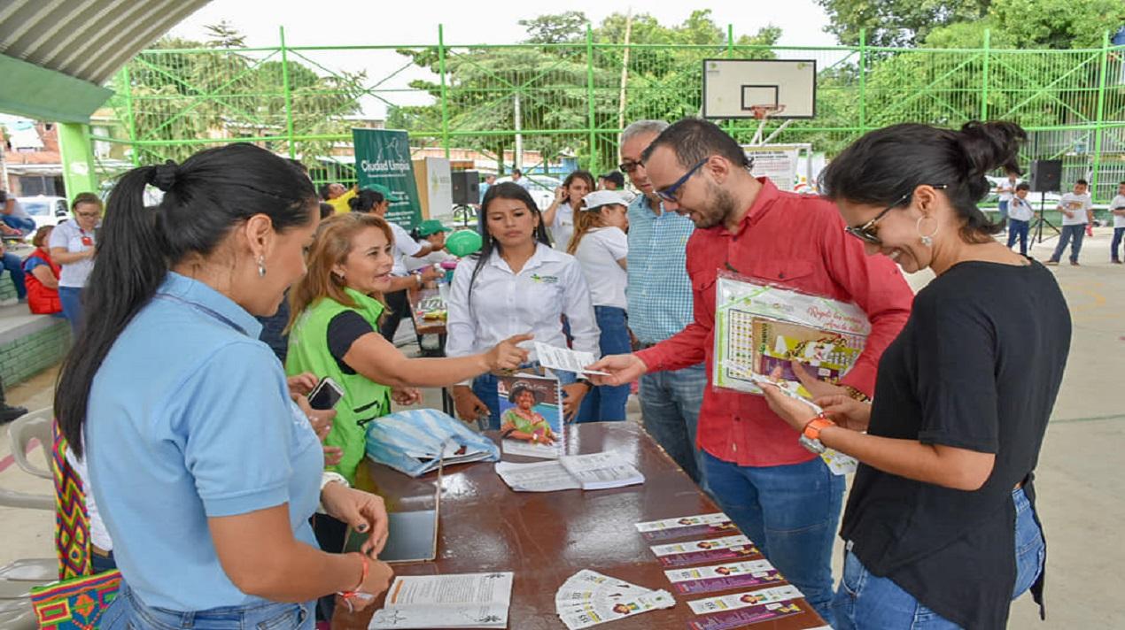 FERIA DE SERVICIOS INSTITUCIONALES