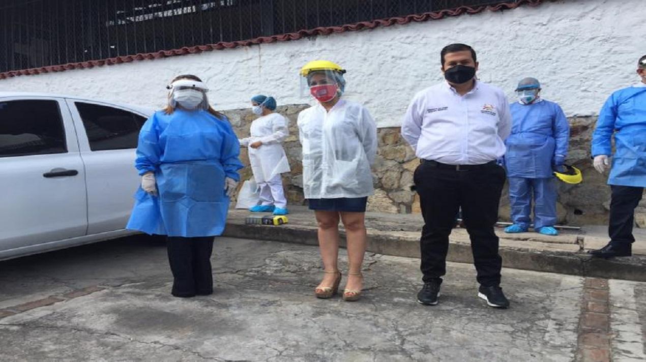 CAMPAÑA DE SALUD EN LA URI DE LA FISCALÍA DE NEIVA