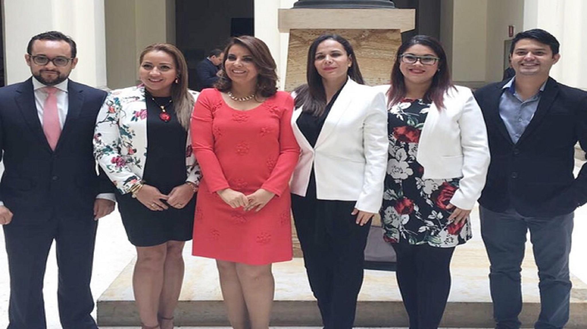 PERSONEROS OPITAS PRESENTES EN PROYECTO DE LEY PARA FORTALECIMIENTO DE PERSONERÍAS